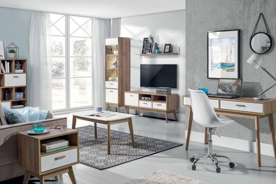Retro program Nordic za opremo stanovanja