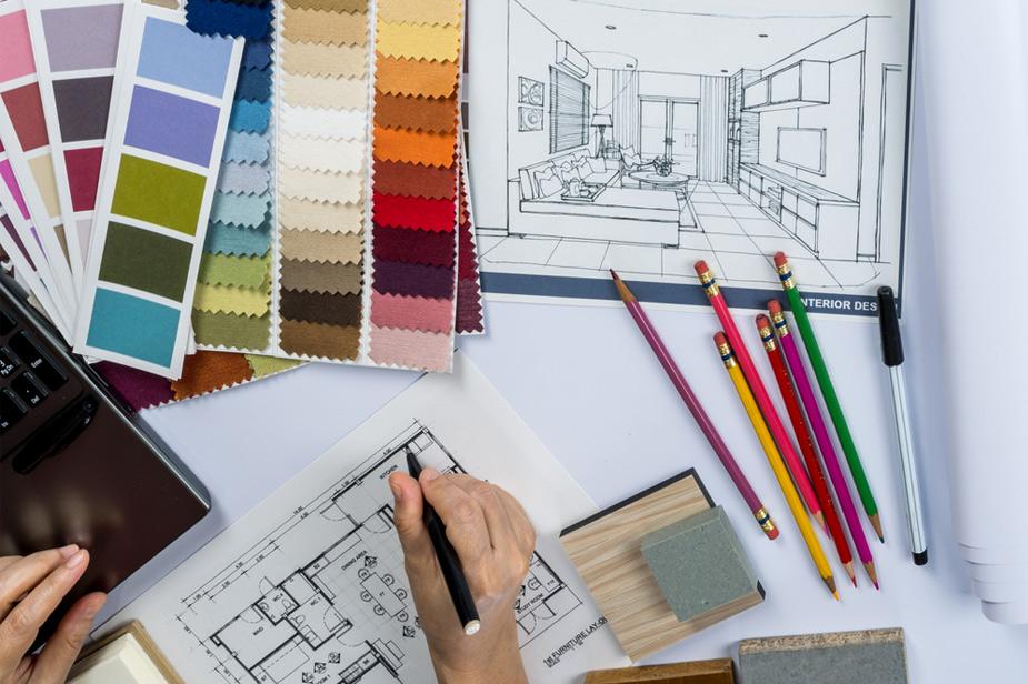 Računalniški programi za načrtovanje dnevne sobe doma