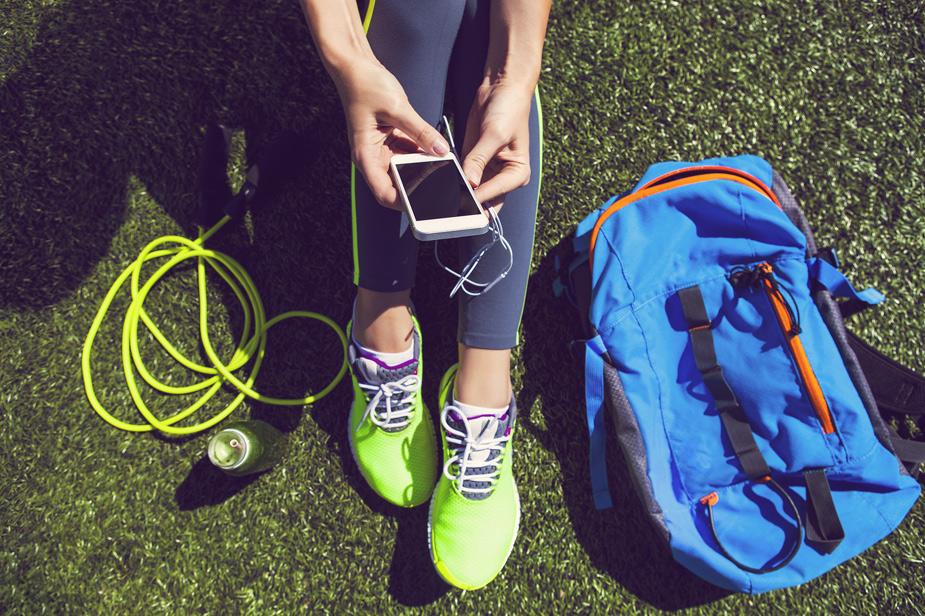 Aplikacija tek sport za vsak dan
