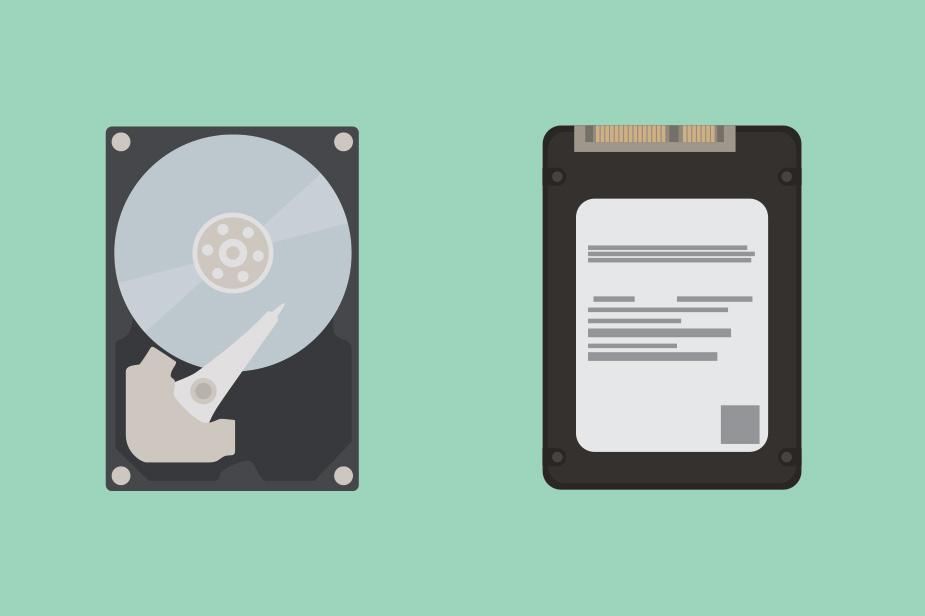ssd hdd disk za računalnik