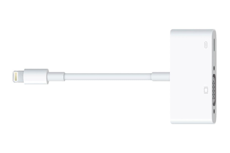 Adapter Apple Lightning VGA