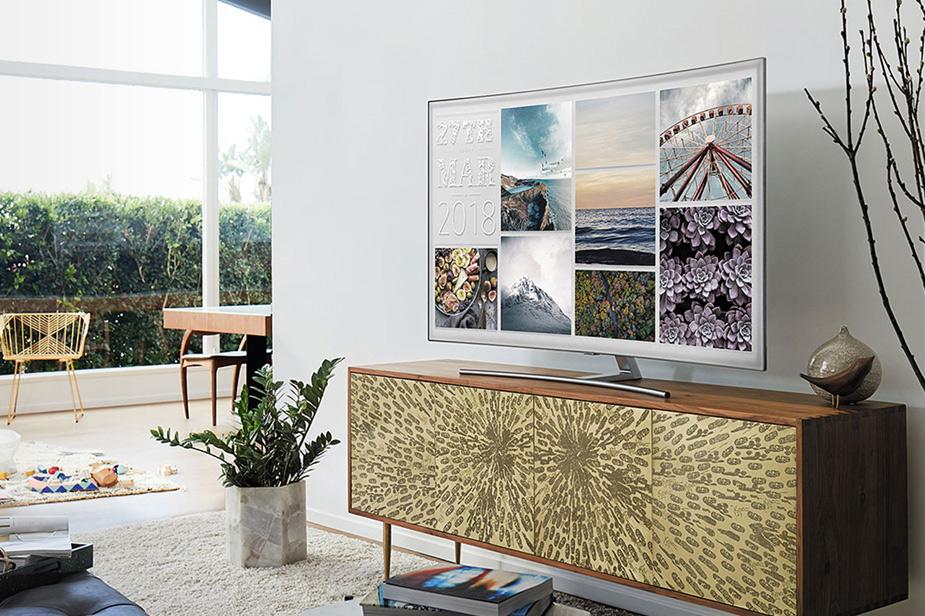 Smasung QLED Smart TV