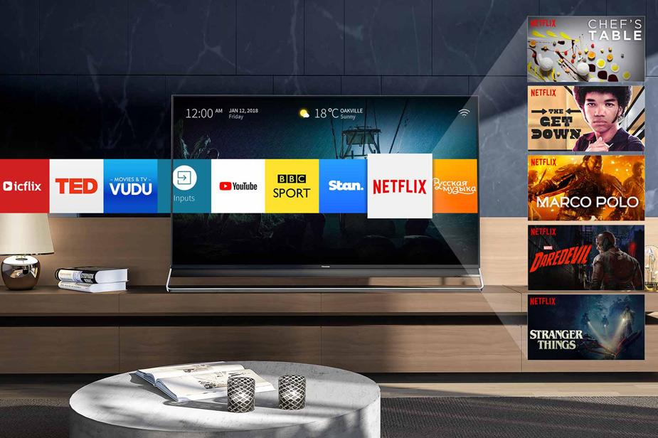 Smart TV Hisense