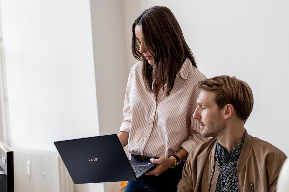 Acer Swift 5 prenosnik poslovna raba za pisarno