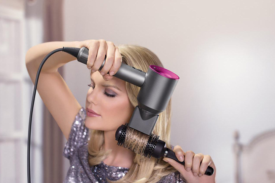 Sušilec las Dyson Supersonic za natančno oblikovanje las