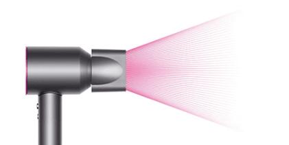 Sušilec las Dyson Supersonic šoba za glajenje