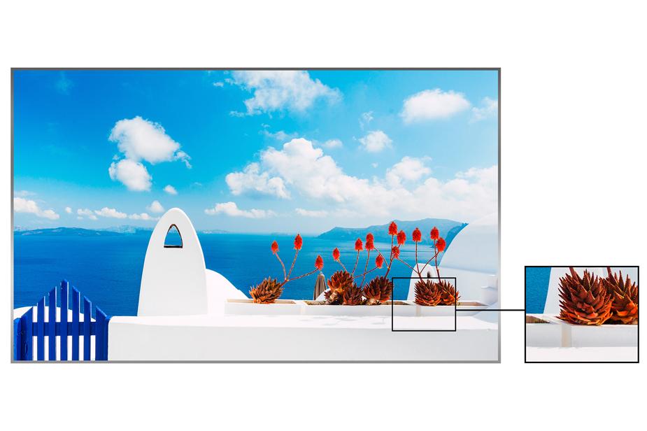 Televizor Hisense ločljivost zaslona prikaz podrobnosti