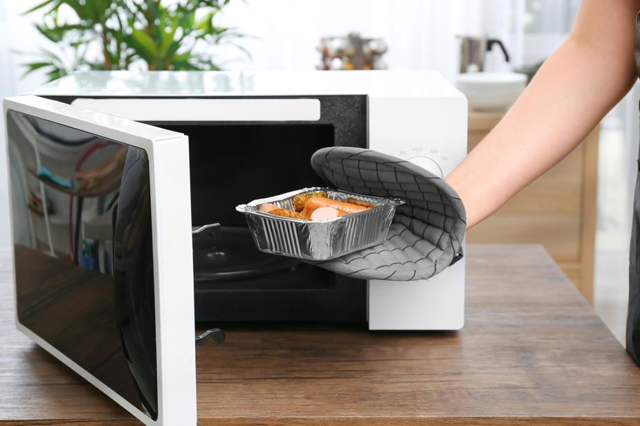Kuhanje v mikrovalovni pečici