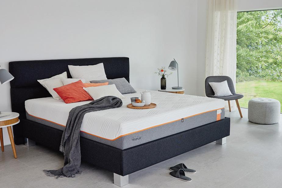 Ležišče Tempur za zakonsko posteljo