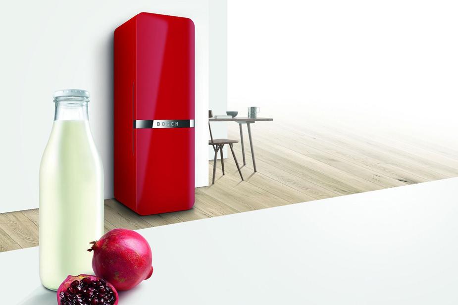 Hladilnik Bosch retro