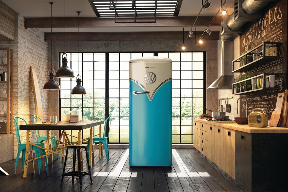 Retro hladilnik Gorenje