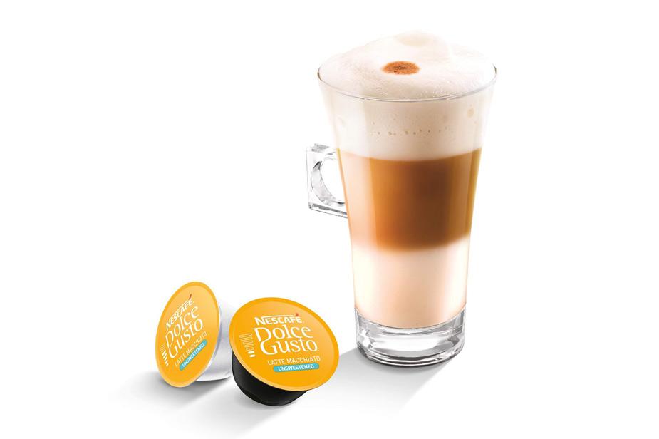 Kavne kapsule Dolce Gusto Latte Macchiato