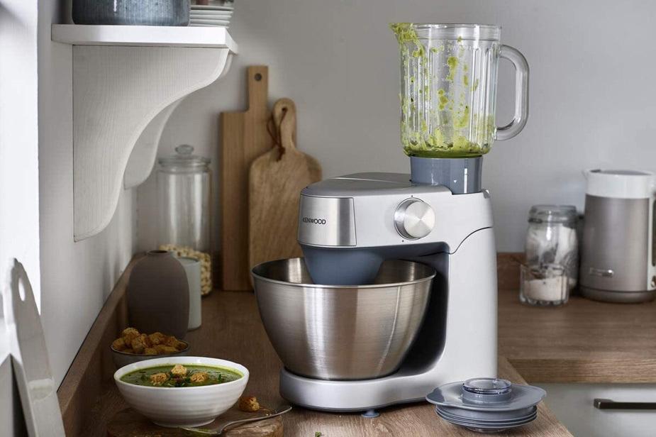 Kuhinjski robot Kenwood priprava juhe