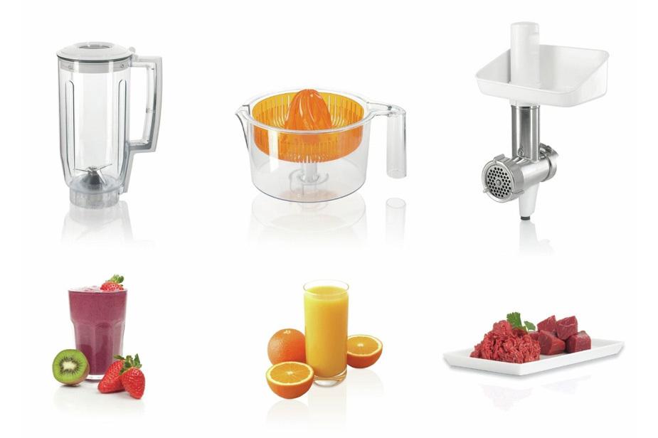 Nastavki kuhinjski robot Bosch Mum54251