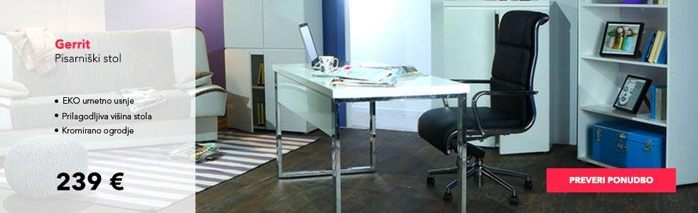 Pisarniško pohištvo gerrit