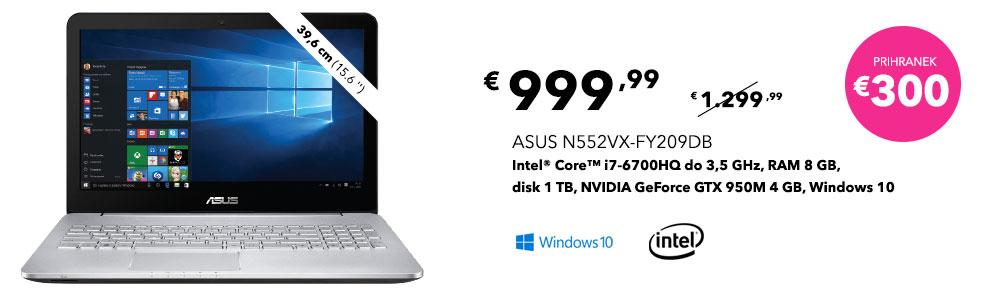 Asus n552vx