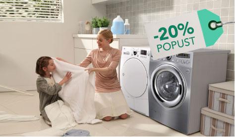 Pralni in pomivalni stroji