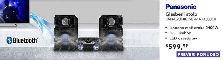 Glasbeni DJ sistemi