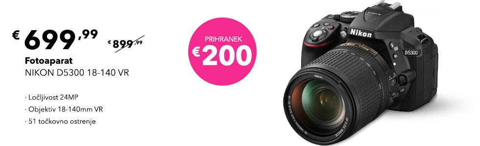 Nikon d5300-18-140-vr