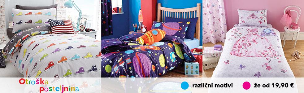 Otroška posteljnina
