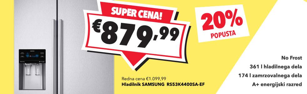 Samsung rs53k4400sa-ef