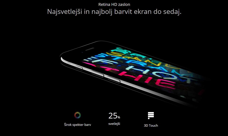 Gsm telefon apple iphone 7 32gb