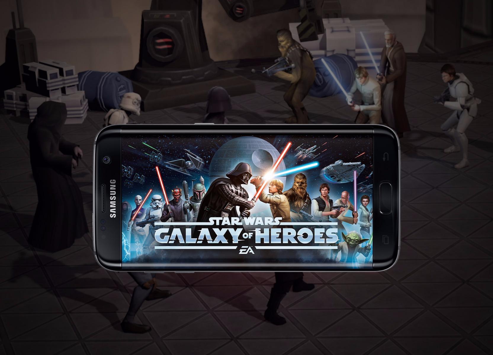 Gsm telefon samsung galaxy s7
