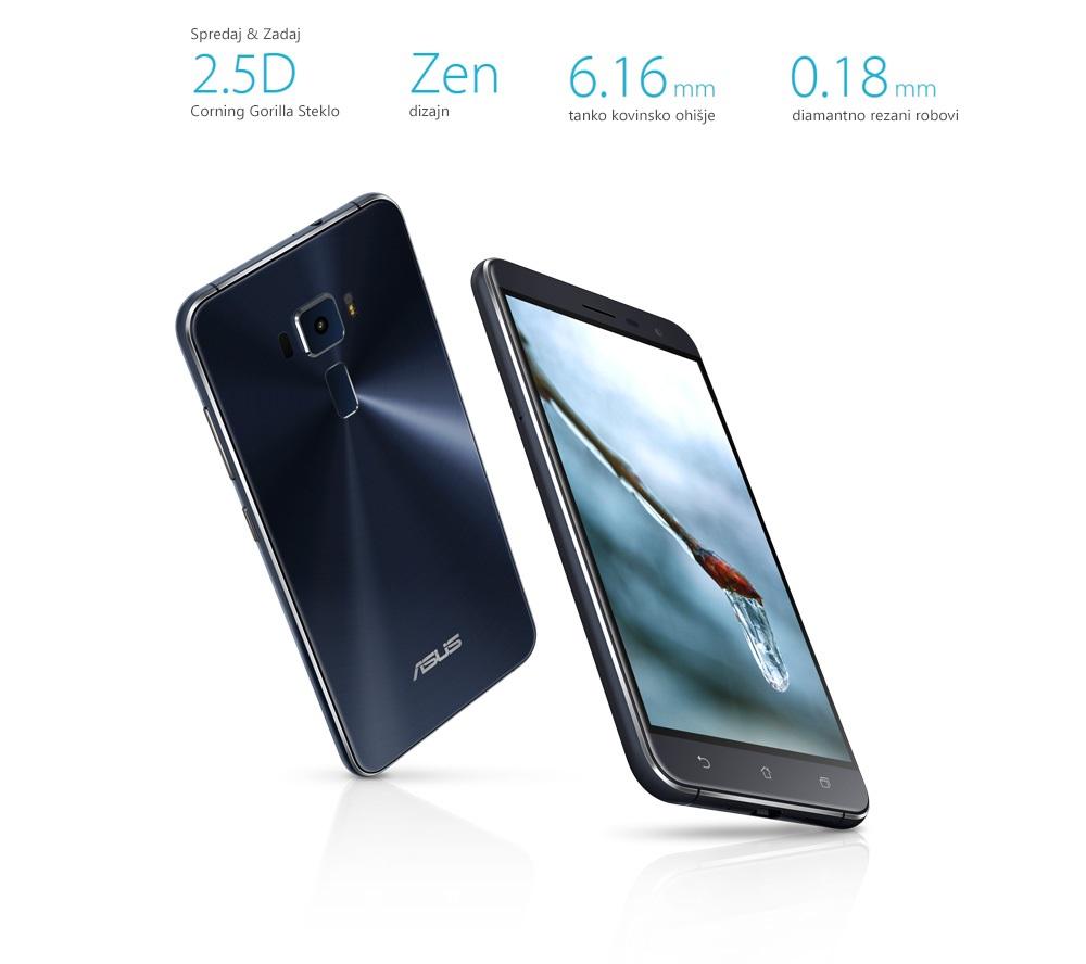 Gsm telefon asus zenfone 3 (ze552kl)
